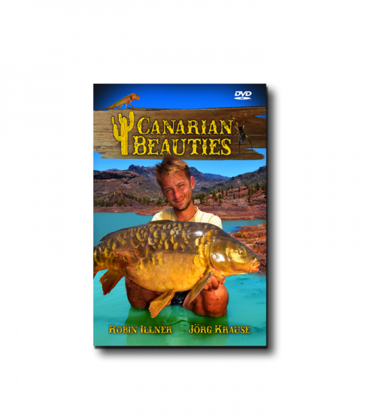 Canarian Beauties DVD-Cover
