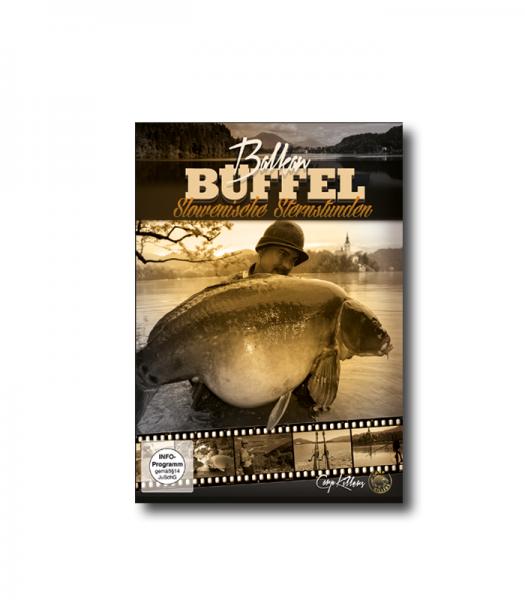 Carp Killers - Balkan Büffel DVD