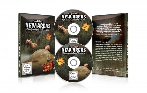 Carp Killers - NEW AREAS. Karpfenangeln in Kroatien (DVD)