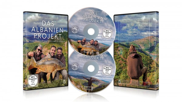 Das Albanien Projekt - Carp Killers DVD