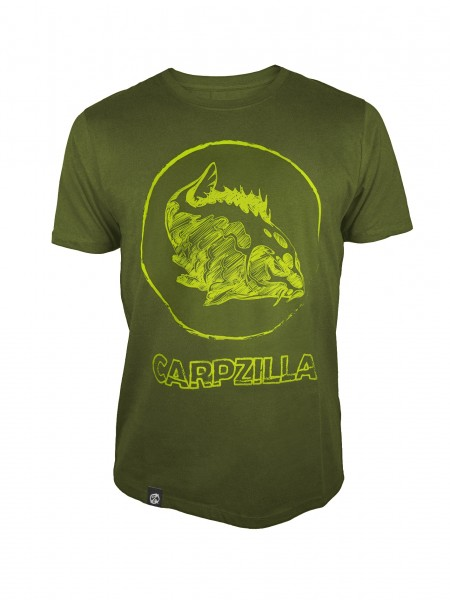 Carpzilla Logo Shirt