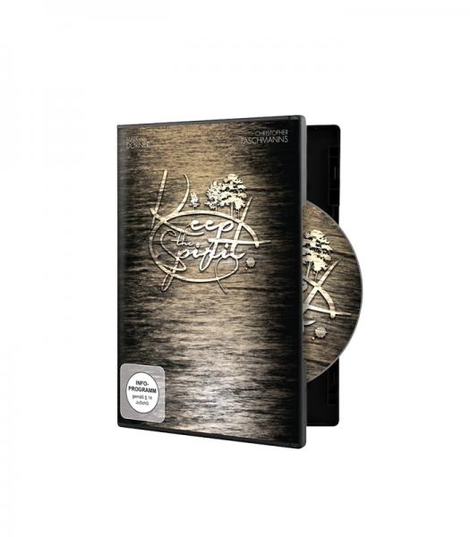 Keep the Spirit - DVD