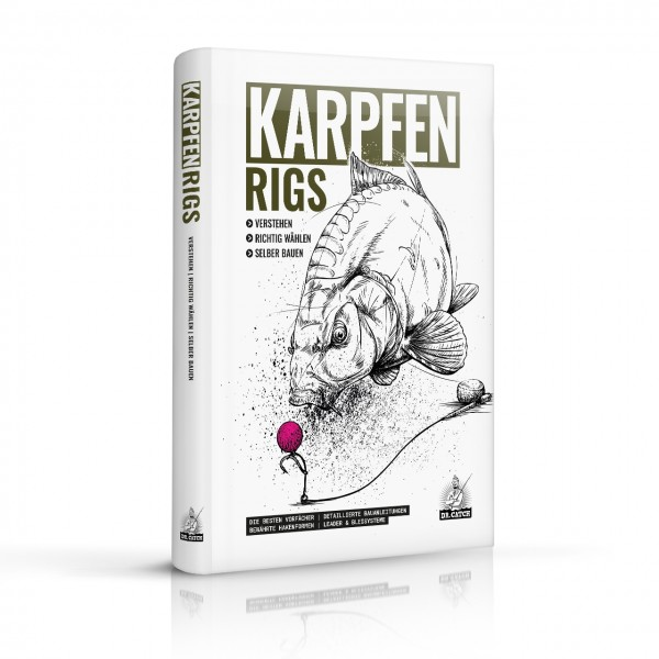 KARPFEN RIGS - Dr. Catch